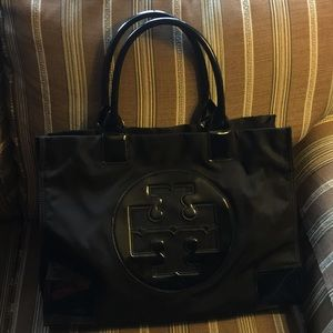 Tory Burch Ella Tote Bag Large